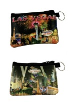 LAS VEGAS COIN PURSE