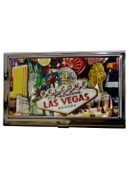 LV STRIP SIGN CARD HOLDER business card, holder, card holder, lv, strip