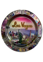 LV STRIP SUNSET ASHTRAY