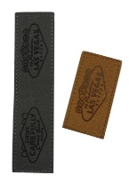 LEATHER LAS VEGAS MONEY CLIP