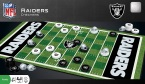 NFL Raiders Checkers Game
