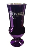 RIVIERA HURRICANE GLASS
