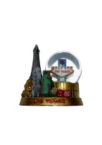 SMALL LV SNOW GLOBE
