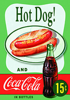 COKE - HOT DOG Dogs Playing Poker, Batman, Bettie Page, Marilyn Monroe, Elvis, Indian Motorcycles, Three Stooges, Marvel, Superman, Spiderman, Iron Man, Captain America, Phillips 66, Farmall, Don?t Tread on Me, Ducks Unlimited, Louisville Slugger, Dukes of Hazard, Flintstone?s. Cowboy by Choice, Cowgirl by Choice, I Love Lucy, Moon Pie, Winchester Rifles, Colt 45, Budweiser, Vince Lombardi, Fender Stratocaster, Ford, Chevy, Mustang, Remington, Jack Daniels, Smith & Wesson, Wizard of Oz, Schonberg, Coke, Coca Cola, Budweiser, Jim Beam, Route 66, Corvette, Ford, I Love Lucy
