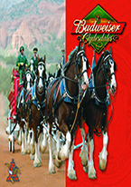 BUDWEISER - CLYDESDALES Dogs Playing Poker, Batman, Bettie Page, Marilyn Monroe, Elvis, Indian Motorcycles, Three Stooges, Marvel, Superman, Spiderman, Iron Man, Captain America, Phillips 66, Farmall, Don?t Tread on Me, Ducks Unlimited, Louisville Slugger, Dukes of Hazard, Flintstone?s. Cowboy by Choice, Cowgirl by Choice, I Love Lucy, Moon Pie, Winchester Rifles, Colt 45, Budweiser, Vince Lombardi, Fender Stratocaster, Ford, Chevy, Mustang, Remington, Jack Daniels, Smith & Wesson, Wizard of Oz, Schonberg, Coke, Coca Cola, Budweiser, Jim Beam, Route 66, Corvette, Ford, I Love Lucy