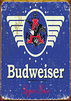 BUDWEISER 1936 LOGO Dogs Playing Poker, Batman, Bettie Page, Marilyn Monroe, Elvis, Indian Motorcycles, Three Stooges, Marvel, Superman, Spiderman, Iron Man, Captain America, Phillips 66, Farmall, Don?t Tread on Me, Ducks Unlimited, Louisville Slugger, Dukes of Hazard, Flintstone?s. Cowboy by Choice, Cowgirl by Choice, I Love Lucy, Moon Pie, Winchester Rifles, Colt 45, Budweiser, Vince Lombardi, Fender Stratocaster, Ford, Chevy, Mustang, Remington, Jack Daniels, Smith & Wesson, Wizard of Oz, Schonberg, Coke, Coca Cola, Budweiser, Jim Beam, Route 66, Corvette, Ford, I Love Lucy