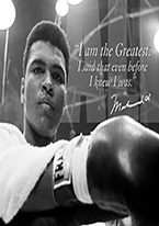 MUHAMMAD ALI - THE GREATEST Dogs Playing Poker, Batman, Bettie Page, Marilyn Monroe, Elvis, Indian Motorcycles, Three Stooges, Marvel, Superman, Spiderman, Iron Man, Captain America, Phillips 66, Farmall, Don?t Tread on Me, Ducks Unlimited, Louisville Slugger, Dukes of Hazard, Flintstone?s. Cowboy by Choice, Cowgirl by Choice, I Love Lucy, Moon Pie, Winchester Rifles, Colt 45, Budweiser, Vince Lombardi, Fender Stratocaster, Ford, Chevy, Mustang, Remington, Jack Daniels, Smith & Wesson, Wizard of Oz, Schonberg, Coke, Coca Cola, Budweiser, Jim Beam, Route 66, Corvette, Ford, I Love Lucy