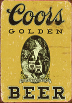COORS GOLDEN VINTAGE Dogs Playing Poker, Batman, Bettie Page, Marilyn Monroe, Elvis, Indian Motorcycles, Three Stooges, Marvel, Superman, Spiderman, Iron Man, Captain America, Phillips 66, Farmall, Don?t Tread on Me, Ducks Unlimited, Louisville Slugger, Dukes of Hazard, Flintstone?s. Cowboy by Choice, Cowgirl by Choice, I Love Lucy, Moon Pie, Winchester Rifles, Colt 45, Budweiser, Vince Lombardi, Fender Stratocaster, Ford, Chevy, Mustang, Remington, Jack Daniels, Smith & Wesson, Wizard of Oz, Schonberg, Coke, Coca Cola, Budweiser, Jim Beam, Route 66, Corvette, Ford, I Love Lucy