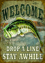 WELCOME BASS FISHING Dogs Playing Poker, Batman, Bettie Page, Marilyn Monroe, Elvis, Indian Motorcycles, Three Stooges, Marvel, Superman, Spiderman, Iron Man, Captain America, Phillips 66, Farmall, Don?t Tread on Me, Ducks Unlimited, Louisville Slugger, Dukes of Hazard, Flintstone?s. Cowboy by Choice, Cowgirl by Choice, I Love Lucy, Moon Pie, Winchester Rifles, Colt 45, Budweiser, Vince Lombardi, Fender Stratocaster, Ford, Chevy, Mustang, Remington, Jack Daniels, Smith & Wesson, Wizard of Oz, Schonberg, Coke, Coca Cola, Budweiser, Jim Beam, Route 66, Corvette, Ford, I Love Lucy