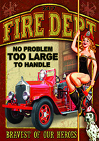 FIRE DEPARTMENT - NO PROBLEM Dogs Playing Poker, Batman, Bettie Page, Marilyn Monroe, Elvis, Indian Motorcycles, Three Stooges, Marvel, Superman, Spiderman, Iron Man, Captain America, Phillips 66, Farmall, Don?t Tread on Me, Ducks Unlimited, Louisville Slugger, Dukes of Hazard, Flintstone?s. Cowboy by Choice, Cowgirl by Choice, I Love Lucy, Moon Pie, Winchester Rifles, Colt 45, Budweiser, Vince Lombardi, Fender Stratocaster, Ford, Chevy, Mustang, Remington, Jack Daniels, Smith & Wesson, Wizard of Oz, Schonberg, Coke, Coca Cola, Budweiser, Jim Beam, Route 66, Corvette, Ford, I Love Lucy