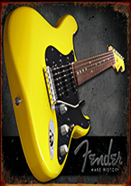 FENDER - MAKE HISTORY Dogs Playing Poker, Batman, Bettie Page, Marilyn Monroe, Elvis, Indian Motorcycles, Three Stooges, Marvel, Superman, Spiderman, Iron Man, Captain America, Phillips 66, Farmall, Don?t Tread on Me, Ducks Unlimited, Louisville Slugger, Dukes of Hazard, Flintstone?s. Cowboy by Choice, Cowgirl by Choice, I Love Lucy, Moon Pie, Winchester Rifles, Colt 45, Budweiser, Vince Lombardi, Fender Stratocaster, Ford, Chevy, Mustang, Remington, Jack Daniels, Smith & Wesson, Wizard of Oz, Schonberg, Coke, Coca Cola, Budweiser, Jim Beam, Route 66, Corvette, Ford, I Love Lucy