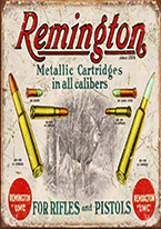 REMINGTON - FOR RIFLES & PISTOLS Dogs Playing Poker, Batman, Bettie Page, Marilyn Monroe, Elvis, Indian Motorcycles, Three Stooges, Marvel, Superman, Spiderman, Iron Man, Captain America, Phillips 66, Farmall, Don?t Tread on Me, Ducks Unlimited, Louisville Slugger, Dukes of Hazard, Flintstone?s. Cowboy by Choice, Cowgirl by Choice, I Love Lucy, Moon Pie, Winchester Rifles, Colt 45, Budweiser, Vince Lombardi, Fender Stratocaster, Ford, Chevy, Mustang, Remington, Jack Daniels, Smith & Wesson, Wizard of Oz, Schonberg, Coke, Coca Cola, Budweiser, Jim Beam, Route 66, Corvette, Ford, I Love Lucy