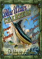 BLUE WATER CHARTERS Dogs Playing Poker, Batman, Bettie Page, Marilyn Monroe, Elvis, Indian Motorcycles, Three Stooges, Marvel, Superman, Spiderman, Iron Man, Captain America, Phillips 66, Farmall, Don?t Tread on Me, Ducks Unlimited, Louisville Slugger, Dukes of Hazard, Flintstone?s. Cowboy by Choice, Cowgirl by Choice, I Love Lucy, Moon Pie, Winchester Rifles, Colt 45, Budweiser, Vince Lombardi, Fender Stratocaster, Ford, Chevy, Mustang, Remington, Jack Daniels, Smith & Wesson, Wizard of Oz, Schonberg, Coke, Coca Cola, Budweiser, Jim Beam, Route 66, Corvette, Ford, I Love Lucy