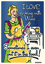 COOKING WITH WINE Dogs Playing Poker, Batman, Bettie Page, Marilyn Monroe, Elvis, Indian Motorcycles, Three Stooges, Marvel, Superman, Spiderman, Iron Man, Captain America, Phillips 66, Farmall, Don?t Tread on Me, Ducks Unlimited, Louisville Slugger, Dukes of Hazard, Flintstone?s. Cowboy by Choice, Cowgirl by Choice, I Love Lucy, Moon Pie, Winchester Rifles, Colt 45, Budweiser, Vince Lombardi, Fender Stratocaster, Ford, Chevy, Mustang, Remington, Jack Daniels, Smith & Wesson, Wizard of Oz, Schonberg, Coke, Coca Cola, Budweiser, Jim Beam, Route 66, Corvette, Ford, I Love Lucy