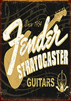 FENDER STRATOCASTER 60TH Dogs Playing Poker, Batman, Bettie Page, Marilyn Monroe, Elvis, Indian Motorcycles, Three Stooges, Marvel, Superman, Spiderman, Iron Man, Captain America, Phillips 66, Farmall, Don?t Tread on Me, Ducks Unlimited, Louisville Slugger, Dukes of Hazard, Flintstone?s. Cowboy by Choice, Cowgirl by Choice, I Love Lucy, Moon Pie, Winchester Rifles, Colt 45, Budweiser, Vince Lombardi, Fender Stratocaster, Ford, Chevy, Mustang, Remington, Jack Daniels, Smith & Wesson, Wizard of Oz, Schonberg, Coke, Coca Cola, Budweiser, Jim Beam, Route 66, Corvette, Ford, I Love Lucy