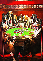 8 DRUNK DOGS PLAYING POKER Dogs Playing Poker, Batman, Bettie Page, Marilyn Monroe, Elvis, Indian Motorcycles, Three Stooges, Marvel, Superman, Spiderman, Iron Man, Captain America, Phillips 66, Farmall, Don?t Tread on Me, Ducks Unlimited, Louisville Slugger, Dukes of Hazard, Flintstone?s. Cowboy by Choice, Cowgirl by Choice, I Love Lucy, Moon Pie, Winchester Rifles, Colt 45, Budweiser, Vince Lombardi, Fender Stratocaster, Ford, Chevy, Mustang, Remington, Jack Daniels, Smith & Wesson, Wizard of Oz, Schonberg, Coke, Coca Cola, Budweiser, Jim Beam, Route 66, Corvette, Ford, I Love Lucy