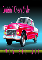 CRUISIN CHEVY STYLE Dogs Playing Poker, Batman, Bettie Page, Marilyn Monroe, Elvis, Indian Motorcycles, Three Stooges, Marvel, Superman, Spiderman, Iron Man, Captain America, Phillips 66, Farmall, Don?t Tread on Me, Ducks Unlimited, Louisville Slugger, Dukes of Hazard, Flintstone?s. Cowboy by Choice, Cowgirl by Choice, I Love Lucy, Moon Pie, Winchester Rifles, Colt 45, Budweiser, Vince Lombardi, Fender Stratocaster, Ford, Chevy, Mustang, Remington, Jack Daniels, Smith & Wesson, Wizard of Oz, Schonberg, Coke, Coca Cola, Budweiser, Jim Beam, Route 66, Corvette, Ford, I Love Lucy